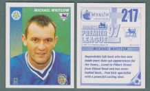 Leicester City Michael Whitlow 217